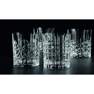 CRISTALLIN - 4 verres pour digestif Authentis