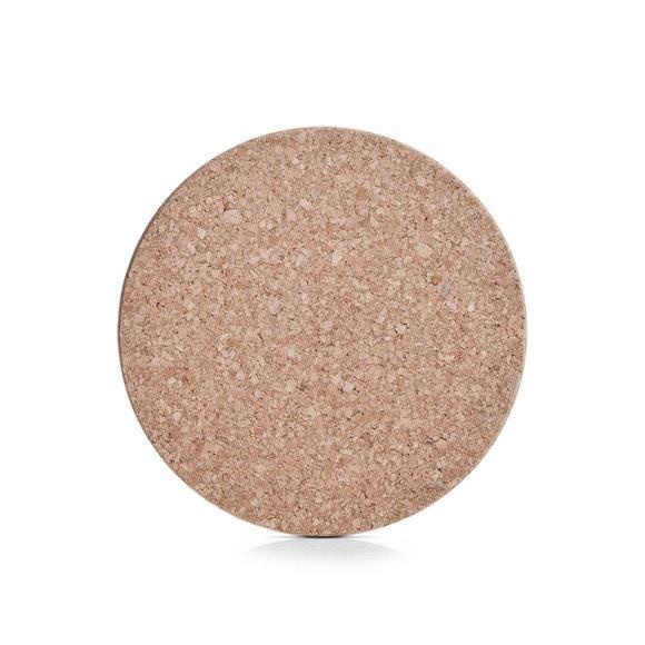 Sottopentola rotonda in sughero, 17 cm