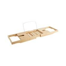 Achat en ligne Pont de baignoire en bambou 70x22x4cm