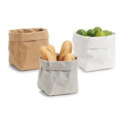 Achat en ligne Assortiment de 3 corbeilles à pain en papier 12x25x25cm