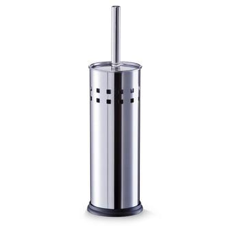 Balai brosse pour wc en métal ajouré