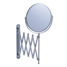 Achat en ligne Miroir mural grossisant à fixer double face X3 chromé