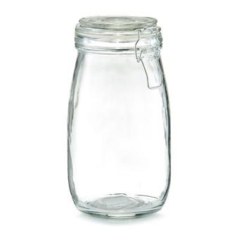 Barattolo in vetro con chiusura a clip 1,45l