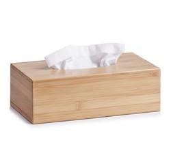 compra en línea Caja de pañuelos de bambú (27 x 15 x 8,5 cm)