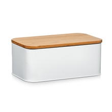 Achat en ligne Petite boîte à pain blanche