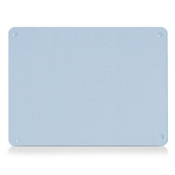 compra en línea Tabla de cortar de cristal templado transparente (40 x 30 cm)
