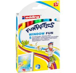 Achat en ligne Set de 5 Marqueurs fenêtres Funtastics