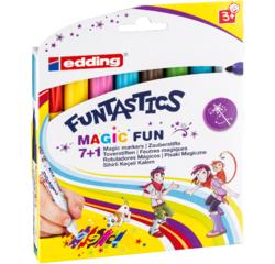 Achat en ligne Set de 8 feutres funtastics Magic fun