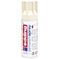 Peinture aérosol ivoire mat en spray 200 ml