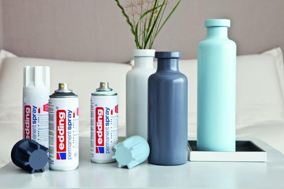 Achat en ligne Peinture aérosol gris mat en spray 200 ml
