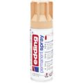 Peinture aérosol pêche mat en spray 200 ml