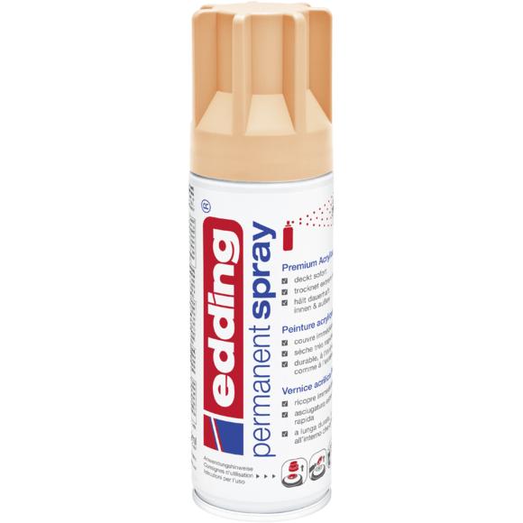 Achat en ligne Peinture aérosol pêche mat en spray 200 ml