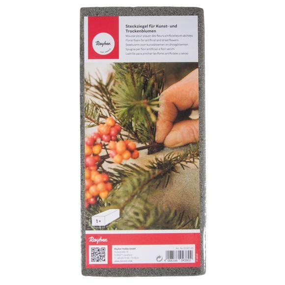 Achat en ligne Brique pour composition florale 23x11x8cm