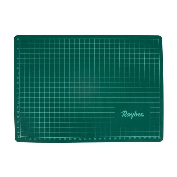 Indispensable Tapis de découpe vert 45x30cm