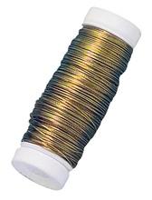 Achat en ligne Bodine de fil de laiton 0,4mmx40m