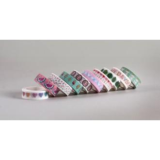 Washi Tape Candy Hearts