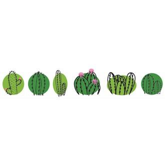 Washi Tape Cactus Family