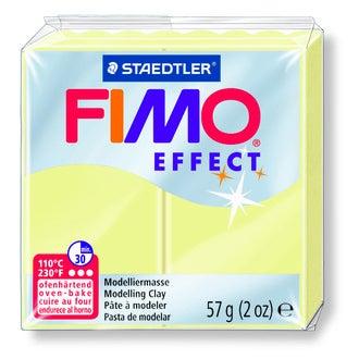 Pâte à modeler à vanille Fimo Effect 8020-105 57g