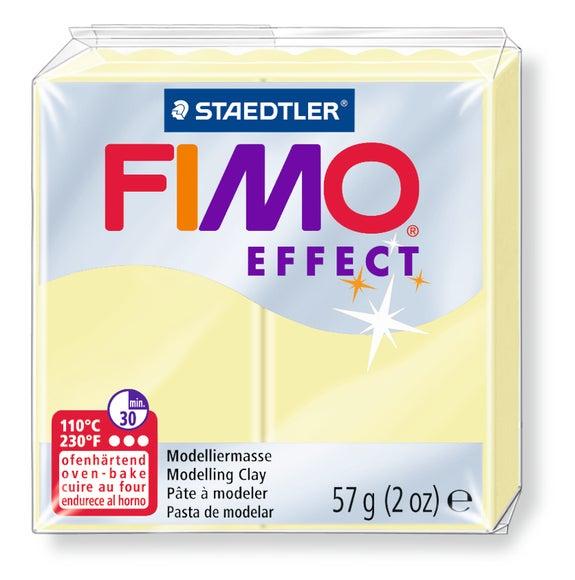 Achat en ligne Pâte à modeler à vanille Fimo Effect 8020-105 57g