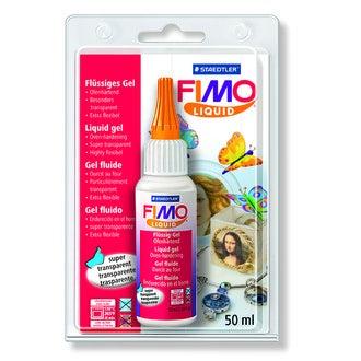 Gel de décoration liquide transparent Fimo Liquid