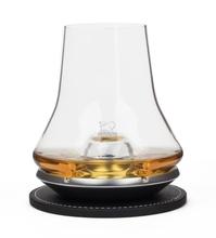 Achat en ligne Verre Peugeot Impitoyable dégustation de whisky avec socle 38cl