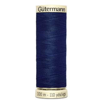 ECLAIR PRYM - Fil à coudre bleu en polyester N°13 100m