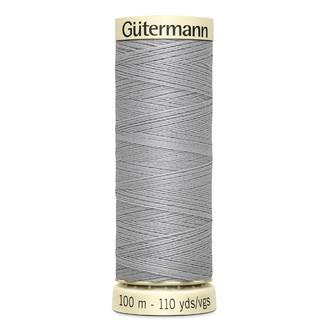 ECLAIR PRYM - Fil à coudre gris en polyester N°38 100m