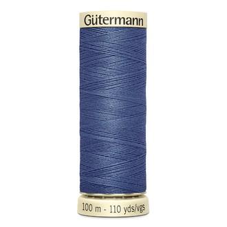 ECLAIR PRYM - Fil à coudre bleu en polyester N°112 100m
