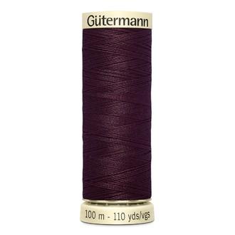 ECLAIR PRYM - Fil à coudre violet en polyester N°130 100m