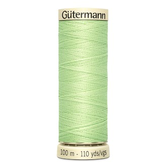 ECLAIR PRYM - Fil à coudre vert en polyester N°152 100m