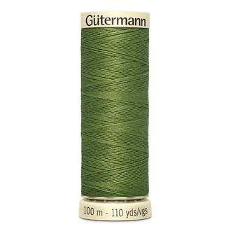 ECLAIR PRYM - Fil à coudre vert en polyester N°283 100m