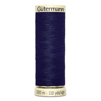 ECLAIR PRYM - Fil à coudre bleu en polyester N°310 100m