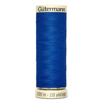 ECLAIR PRYM - Fil à coudre bleu en polyester N°315 100m