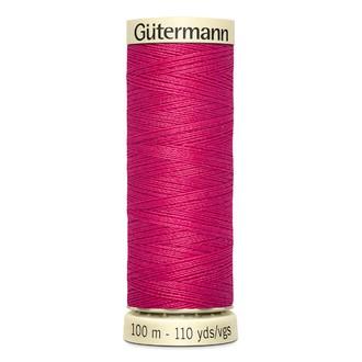 ECLAIR PRYM - Fil à coudre rose en polyester N°382 100m