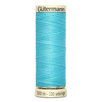 ECLAIR PRYM - Fil à coudre bleu en polyester N°28 100m