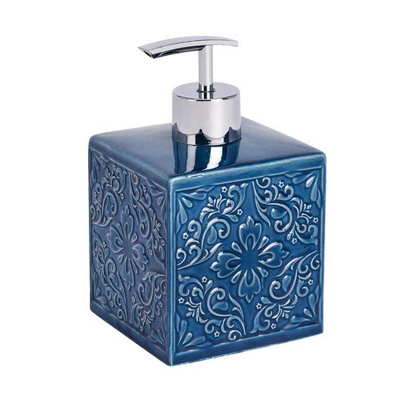 Distributeur de savon bleu cordoba