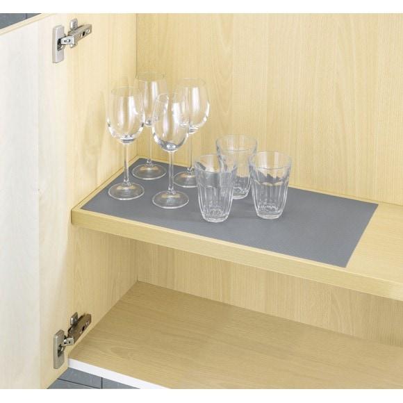 wenko tapis fond de tiroir gris pais 150x50cm pas cher z dio. Black Bedroom Furniture Sets. Home Design Ideas