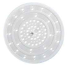 Achat en ligne Tamis évier en silicone blanc