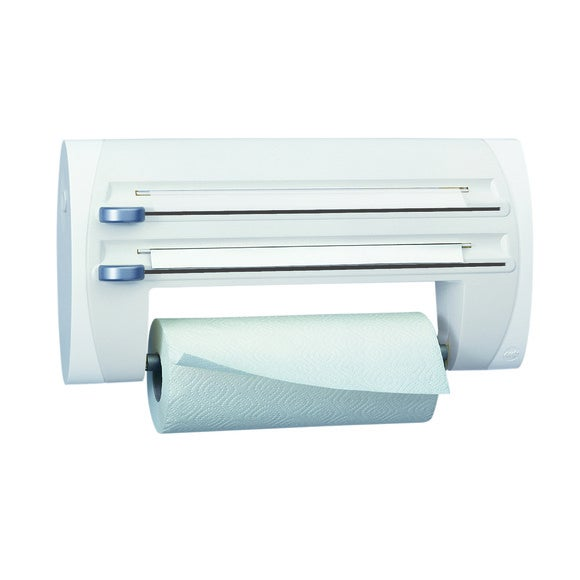 acquista online Distributore pellicola e tovaglioli bianco Superline 40cm