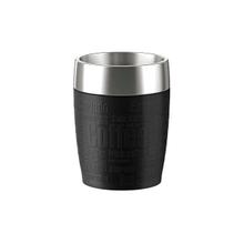 Achat en ligne Tasse de voyage isotherme noir en silicone 0,36L
