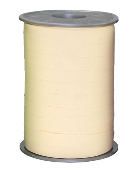 Achat en ligne Bolduc lux mat crème 10mmx200m