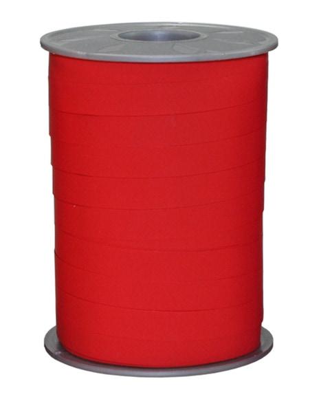 Achat en ligne Bolduc lux mat rouge 10mmx200m