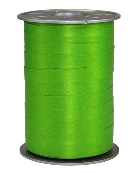 Achat en ligne Bolduc lux mat vert anis 10mmx200m