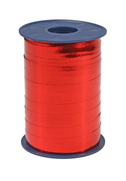 Achat en ligne Bolduc métallique rouge 10mmx250m