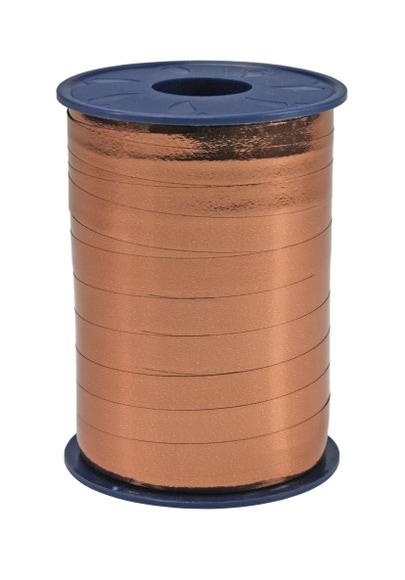 Achat en ligne Bolduc métallique cuivré 10mmx250m