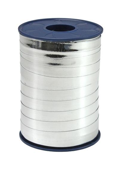 Achat en ligne Bolduc métallique argenté 10mmx250m