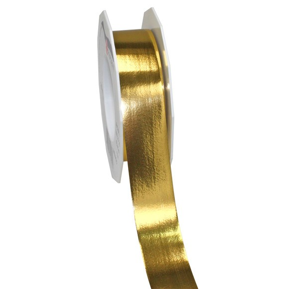 Bolduc métal doré 25mmx25m