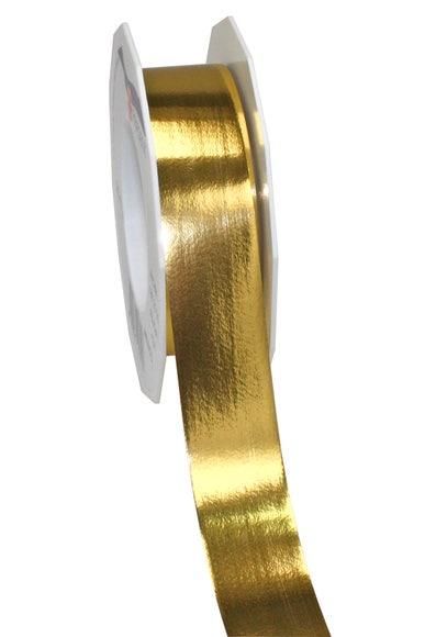 Achat en ligne Bolduc métal doré 25mmx25m