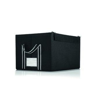 REISENTHEL - Boite moyen modèle avec anse et étiquette noire