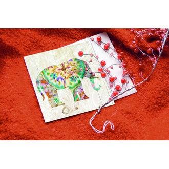 Carte Charme 14x14cm